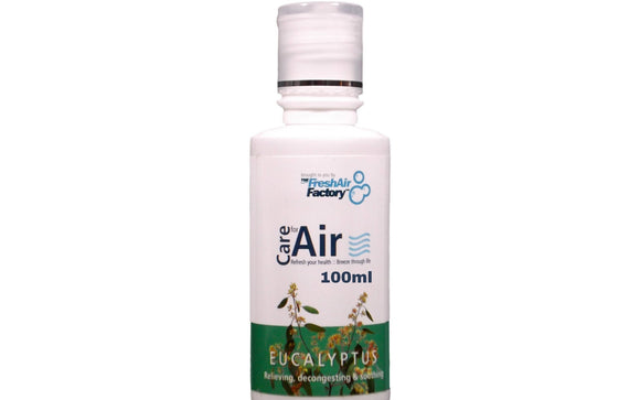 CareforAir Eucalyptus  Aromatherapeutic Essence for Air Purifiers (100ml) - 1stVitality UK