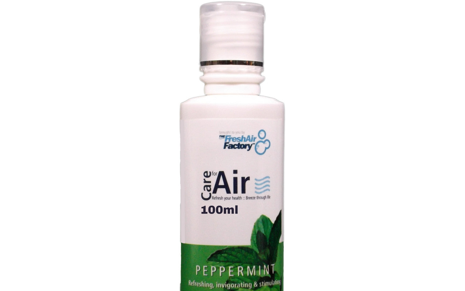CareforAir Peppermint Aromatherapeutic Essence For Air Purifiers (100ml)