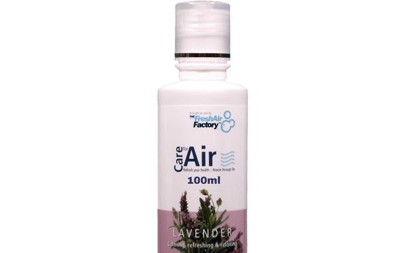 CareforAir Lavender Aromatherapeutic Essence for Air Purifiers (100ml) - 1stVitality UK