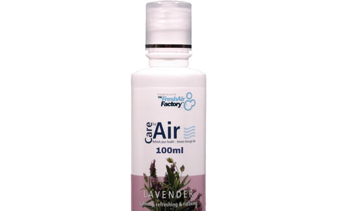 CareforAir Lavender Aromatherapeutic Essence for Air Purifiers (100ml)