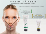 Senzimi Sensitive Support Cleanser 200ml - Best for Sensitive Skin - 1stVitality UK