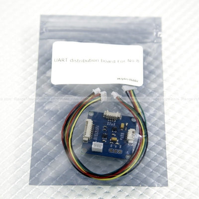 MWC & Megapirate AIO Controller UART Distribution Board