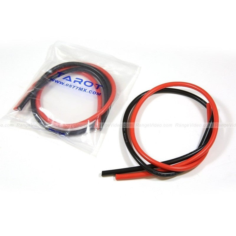 Tarot 12AWG soft&high temperature resistant silicone wire