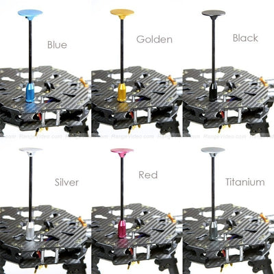 GPS Folding Antenna Stand Base GPS Fitting Seat Bracket Holder for DJI APM GPS