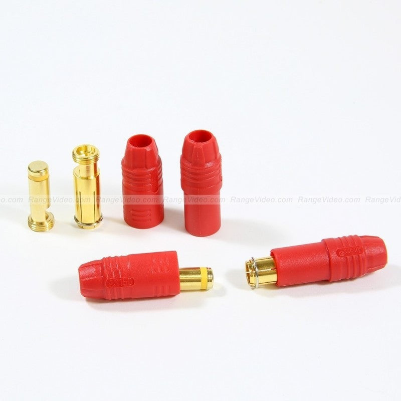 AN150 Anti Spark Self Insulating Bullet Connectors (1set)
