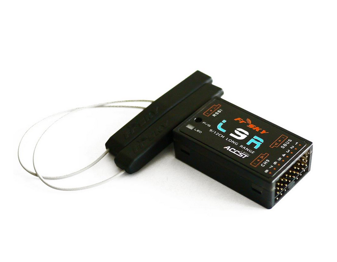 FrSky L9R Long Range Receiver for FrSky Taranis X9D