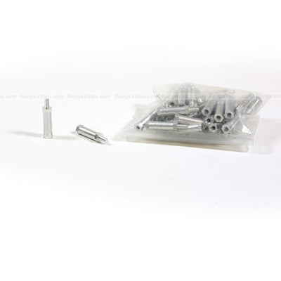 Single Head Hexagonal Aluminum Column Screw 25+6 with M3 (10pcs/set)