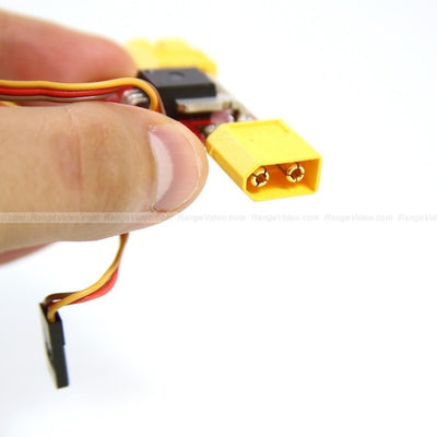 RVOSD spare current sensor