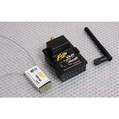 FrSKY V8 series  2.4GHz Combo Pack ( JR or FUTABA)