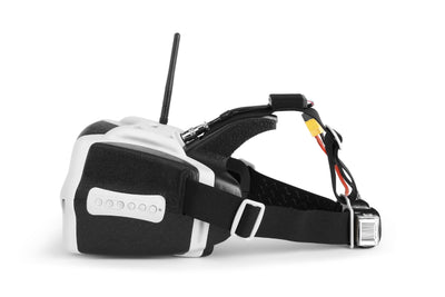 Headplay SE Head Mounted Display with DVR and RHO Lens