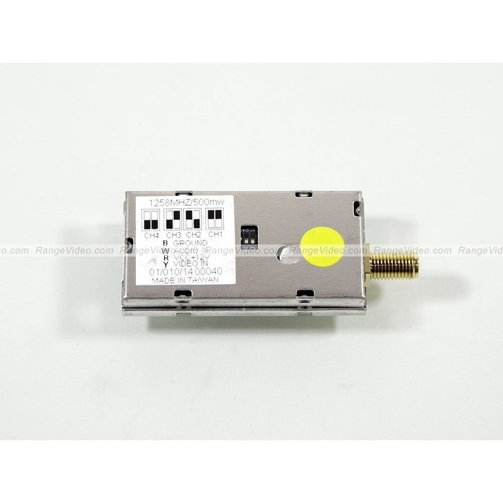 1.2 GHz 350mW video transmitter