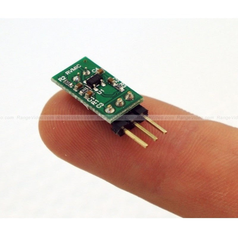 RVMIC Tiny Amplified Microphone
