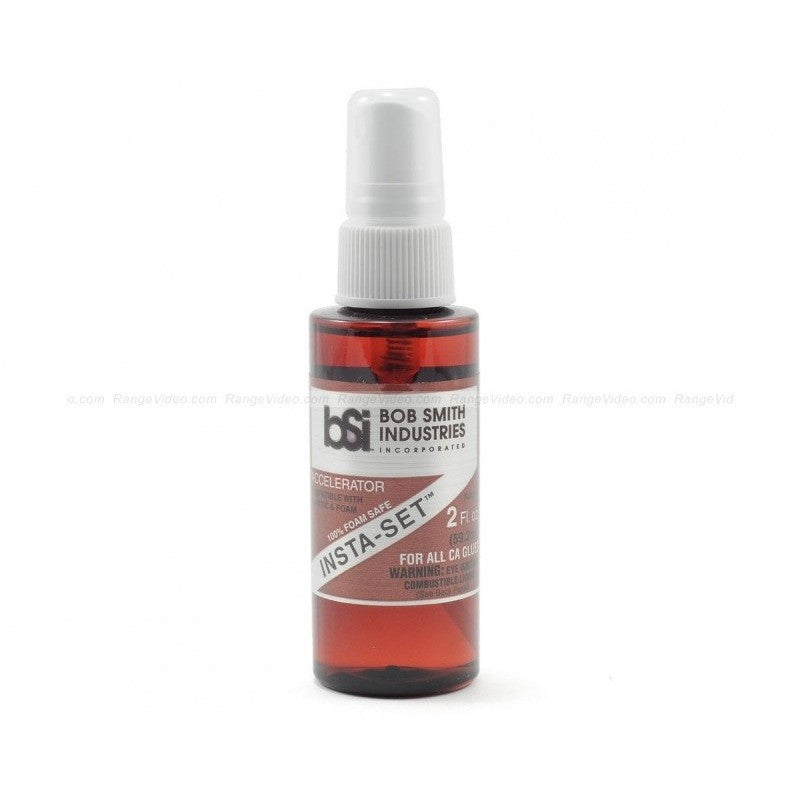 INSTA-SET Foam Safe Accelerator Pump Spray (2oz)