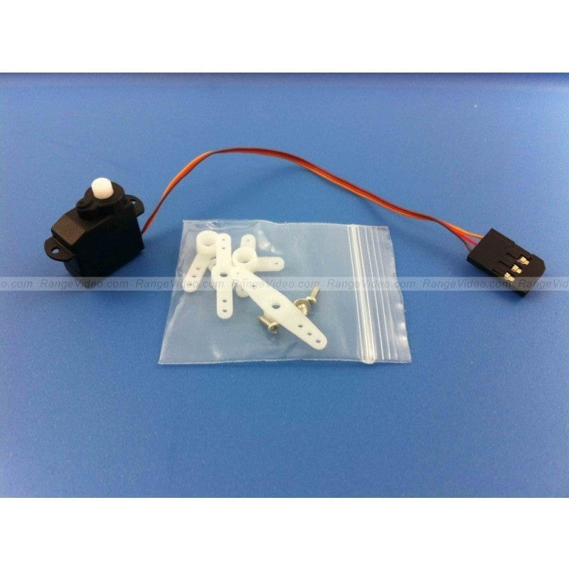 DS2200 2.2g / 0.2kg / .0.8sec Micro Digital Servo