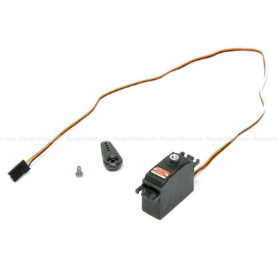 25g Digital metal gear waterproof wing servo for RVJET