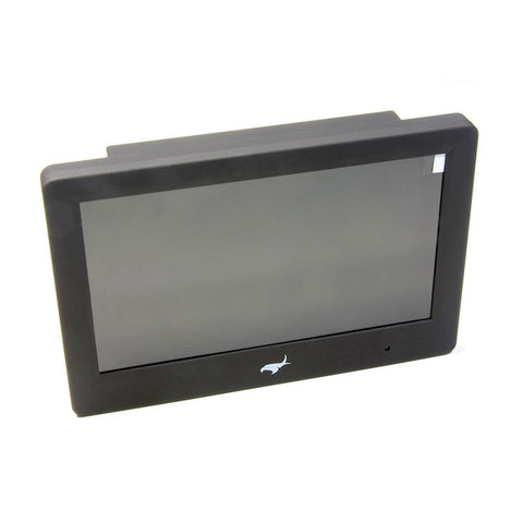 "Bigger Pilot 7"" LCD High Brightness Monitor with 5.8 GHz Receiver and DVR"