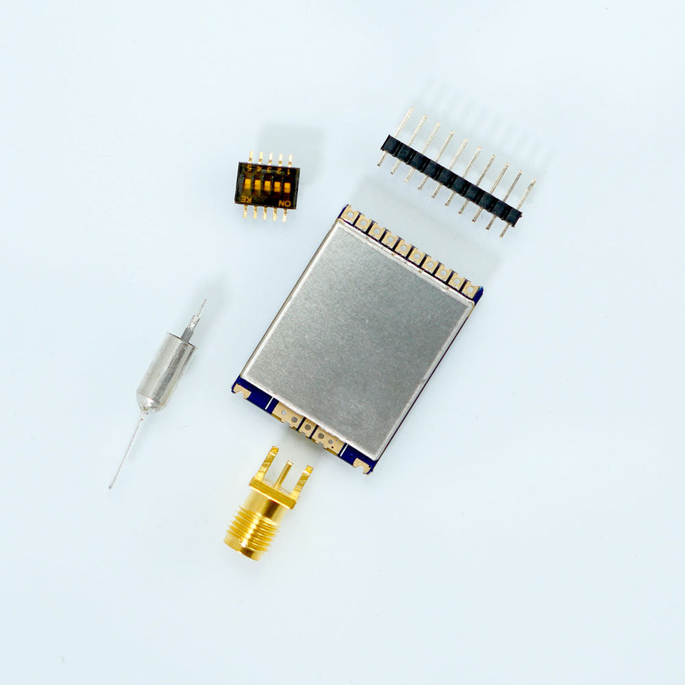 5.8GHz 600mW FPV mini video transmitter module 3.7V-5.0V