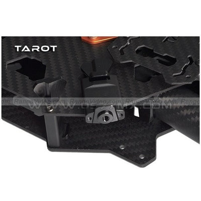 TL9605- Tarot T810 & T960 folding arm  metal lock holder assembly incl. butterfly