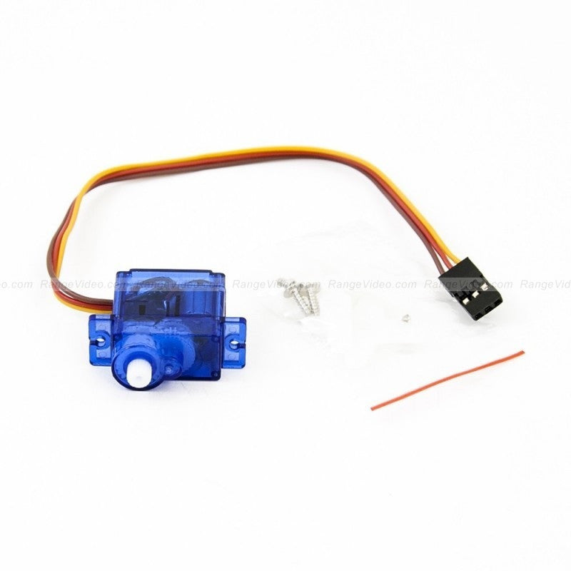 RV900 9g / 1.6kg / .12sec Micro Servo 120 degrees