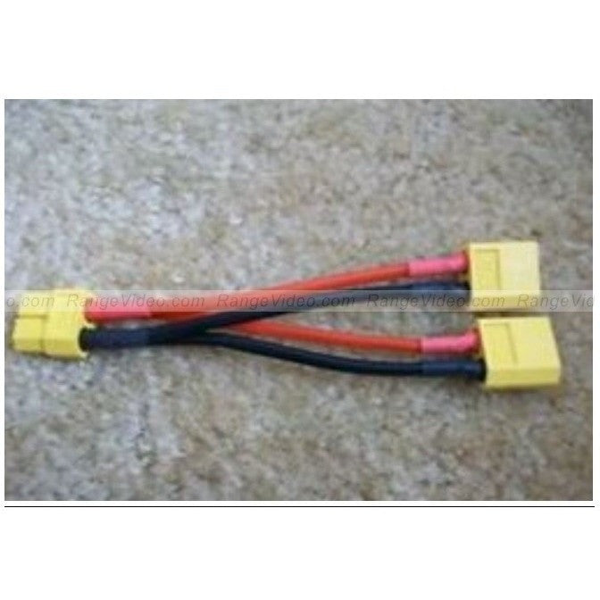 XT60 Parallel harness connector