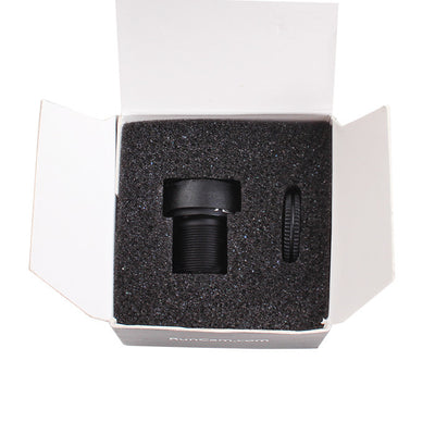"RunCam 1/3"" camera lens f2.5mm FOV 130"