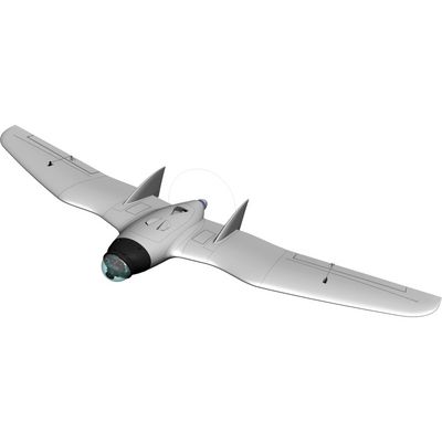 RVJET 1950 mm FPV Flying Wing Kit with Pan and Tilt Dome