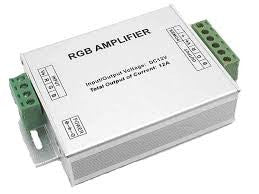 LED Lighting RGB-AMP Amplifier for LED RGB Linear Lighting to Extend Beyond Max Run Length - Quality Discount Lighting