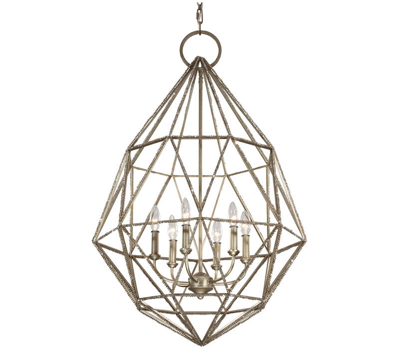 Discount Murray Feiss Lighting: Murray Feiss Lighting F2942/6BUS Marquise Collectioni Six