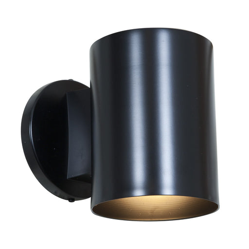 Access Lighting 20363 BL SPECIAL ORDER One Light Exterior Outdoor Wall Mount in Black Finish - Quality Discount Lighting