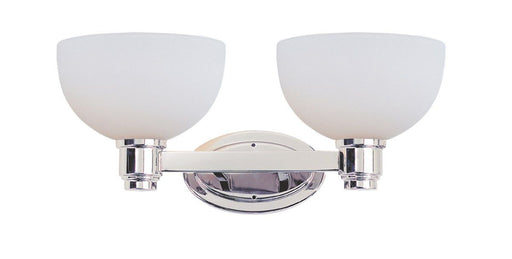 Z-Lite Lighting 314-2V-CH Chelsey Collection Two Bath Vanity Wall Mount in Polished Chrome Finish