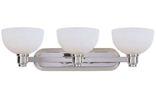 Z-Lite Lighting 314-3V-CH Chelsey Collection Three Bath Vanity Wall Mount in Polished Chrome Finish