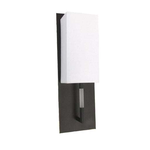 Oxygen Lighting 2-598-95 One Light Epoch Collection Fluorescent Wall Sconce in Old World Bronze Finish