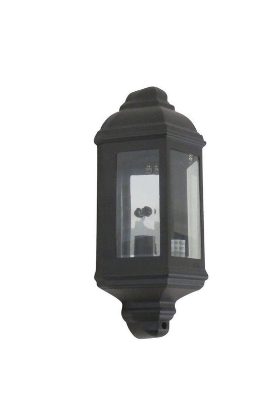 Rainbow EVER 6002 BLK Two Light Exterior Wall Lantern in Black Finish