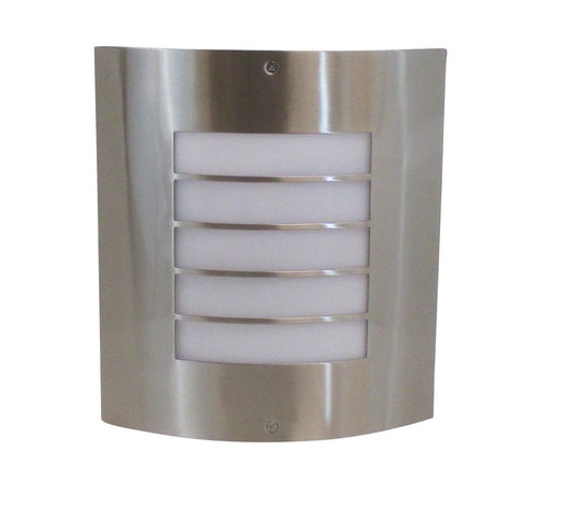 Rainbow EVER 6001 BN-LED One Light Indoor or Outdoor ADA Wall Fixture in Brushed Nickel Finish
