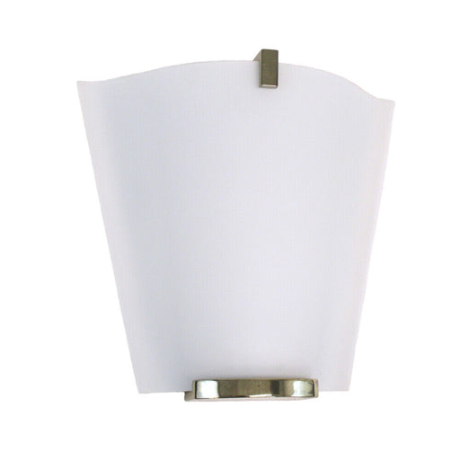 Oxygen Lighting 2-570-102 Haiku Collection One Light Energy Efficient Fluorescent Wall Sconce in Polished Brass Finish