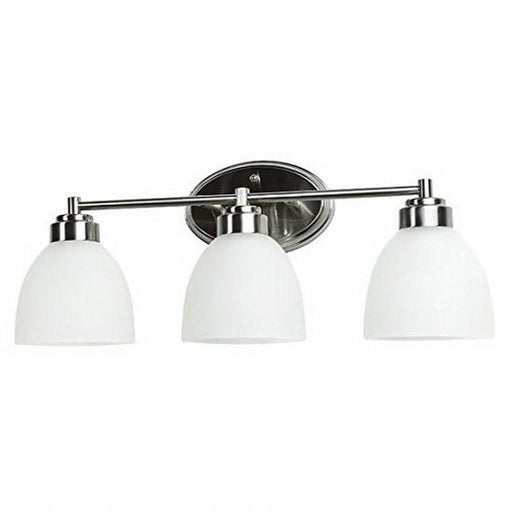 AFX INV2001SN LED Bath Vanity Wall Mount in Satin Nickel Finish