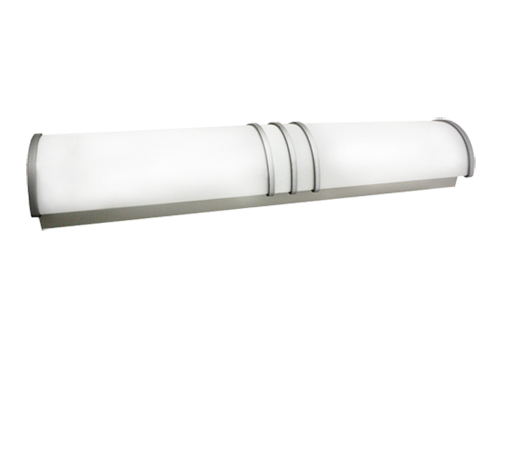 Sun and Stars Lighting 3000-GU223-SN Two Light Energy Efficient GU24 Bath Vanity Wall Sconce in Satin Nickel Finish