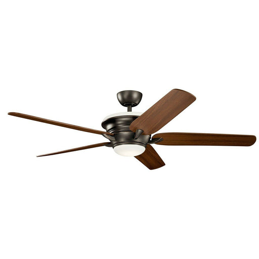 "Kichler Lighting 300025 OZ Pino Collection 60"" Ceiling Fan in Olde Bronze Finish"