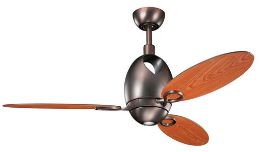 Kichler Lighting 300155 OBB Merrick Collection Ceiling Fan in Oil Brushed Bronze Finish - Quality Discount Lighting