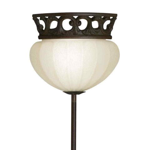 Aztec 37216 by Kichler Lighting One Light Corner Pin-Up Plug in Lamp in Legacy Bronze Finish