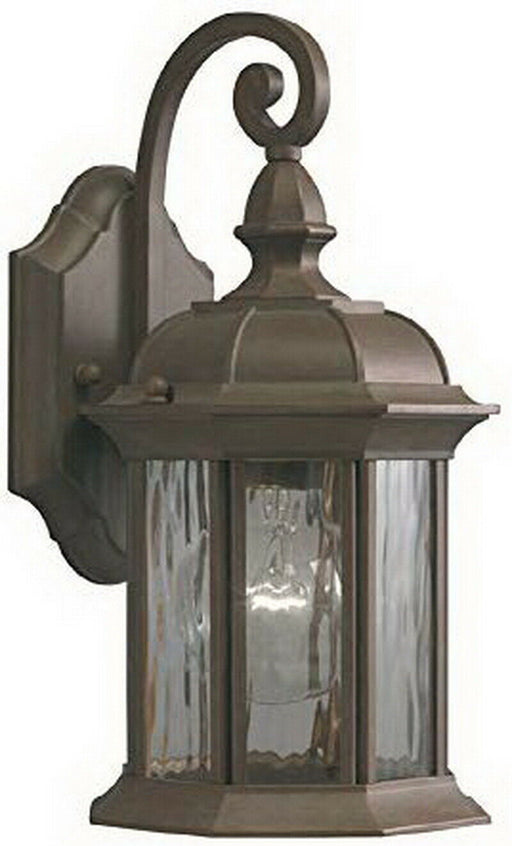 Kichler Lighting 39209 Bellwood Collection One Light Exterior Wall Lantern in Olde Brick Finish