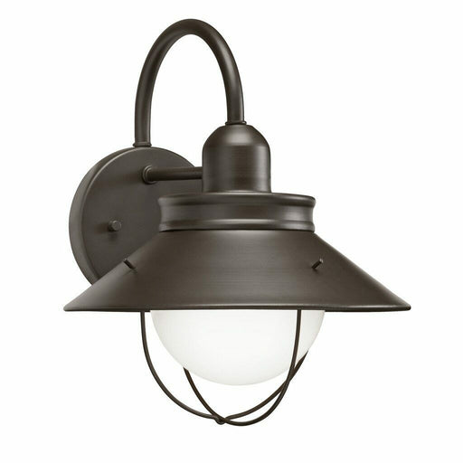 Kichler Lighting 39455 One Light Exterior Wall Lantern in Olde Bronze Finish