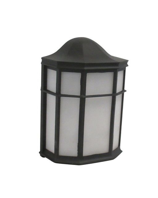 Rainbow EVER 44021 BK GU24 LED Exterior Wall Lantern in Black Finish