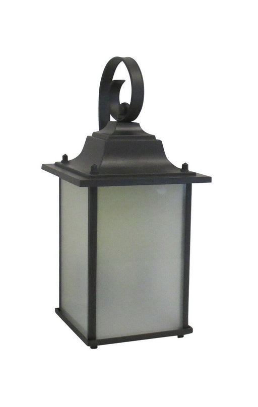 Rainbow EVER 4024-2 BLK  Exterior Wall Lantern in Black Finish
