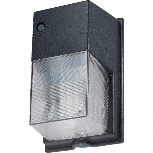 Nuvo Lighting 65-023R One Light Energy Saving 42 Watt Fluorescent Outdoor Wallpack with Photocell in Architectural Bronze Finish - Quality Discount Lighting