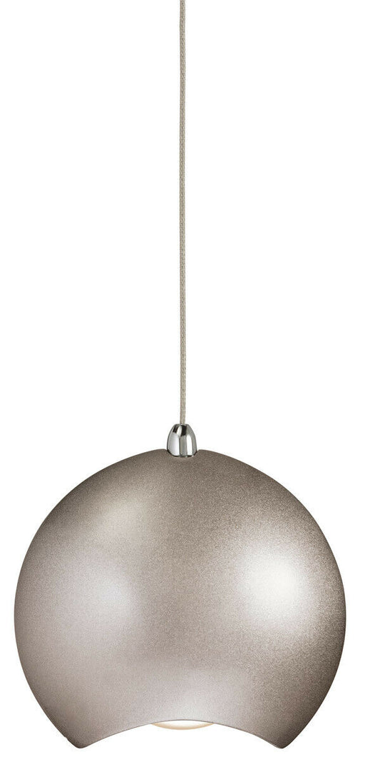 Elan by Kichler Lighting 83315 Minn Collection LED Hanging Mini Pendant in Chrome and Metallic Finish
