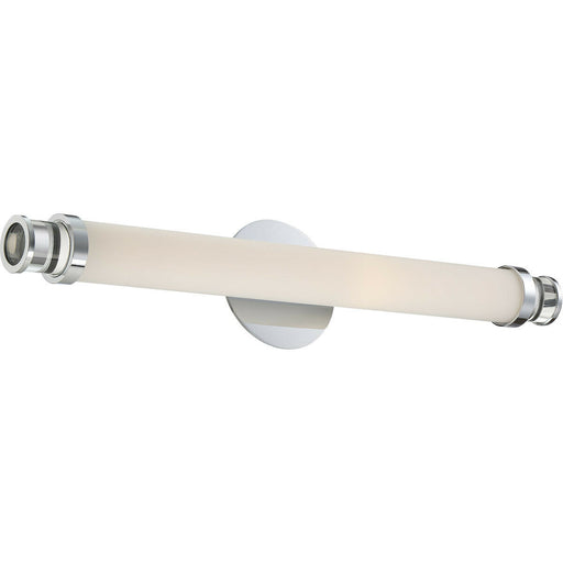 Quoizel Lighting PCBM8526C Platinum Bram Collection Integrated LED Vanity Bath Light Bar in Polished Chrome Finish