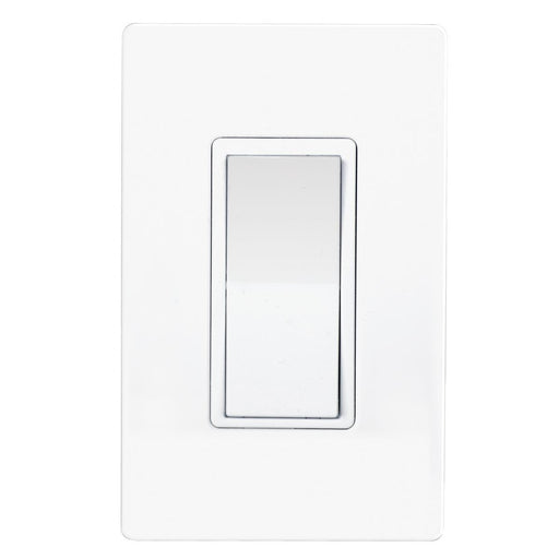 Smart Home Gear Model #86-102 In-Wall Light Switch in White Finish