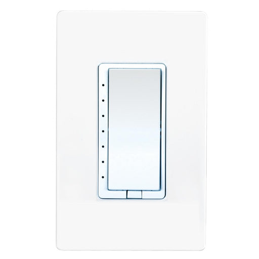 Smart Home Gear Model #86-103 In-Wall Dimmer in White Finish