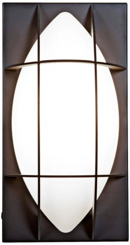 Access Lighting 20372 BRZ OPL Tyro Collection Outdoor Exterior Wall Mount in Bronze Finish